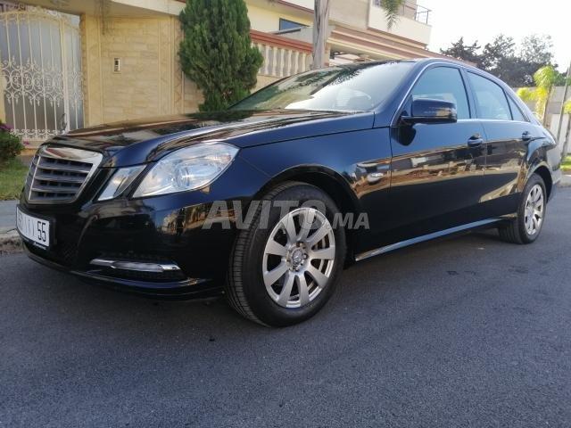 Voiture Mercedes benz Classe e 2012 au Maroc  Diesel  - 9 chevaux