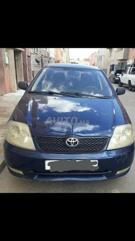 Voiture Toyota Corolla 2005 au Maroc  Essence