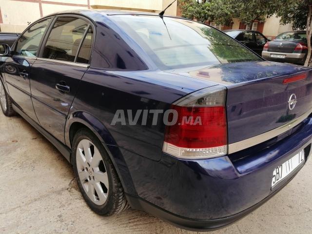 Voiture Opel Astra 2004 au Maroc  Essence  - 11 chevaux