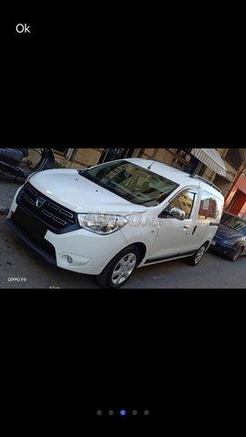 Voiture Dacia Dokker 2018 au Maroc  Diesel  - 6 chevaux