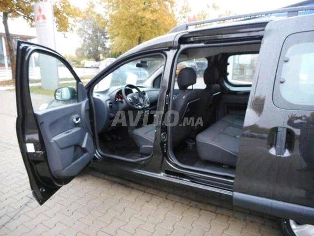 Voiture Dacia Dokker 2016 au Maroc  Diesel  - 7 chevaux