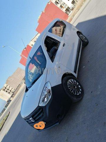Voiture Dacia Dokker 2013 au Maroc  Diesel  - 6 chevaux