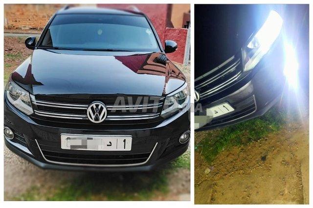 Voiture Volkswagen Tiguan 2013 au Maroc  Diesel  - 8 chevaux