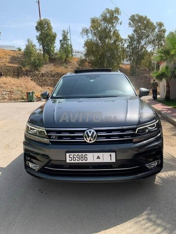 Voiture Volkswagen Tiguan 2017 au Maroc  Diesel