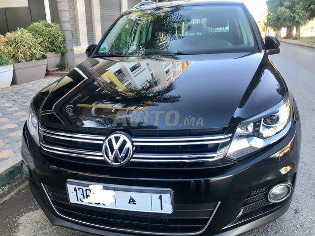 Voiture Volkswagen Tiguan 2012 au Maroc  Diesel  - 8 chevaux