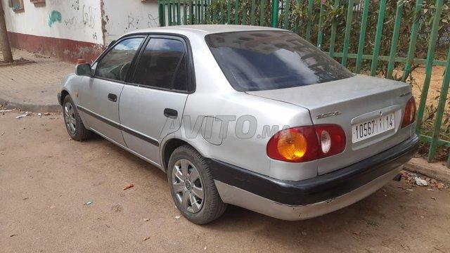 Voiture Toyota Corolla 1998 au Maroc  Diesel  - 8 chevaux