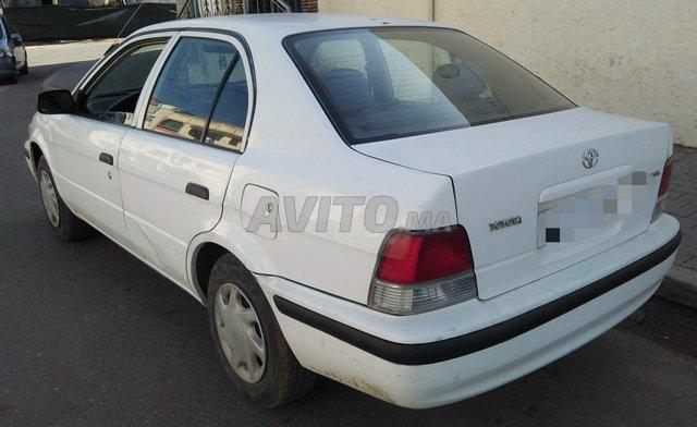 Voiture Toyota Tercel 2000 au Maroc  Essence  - 7 chevaux