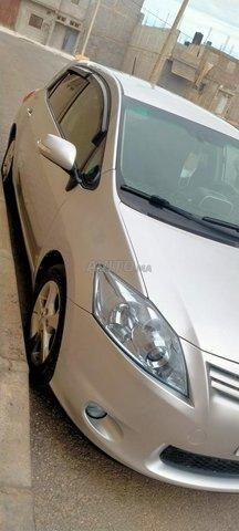 Voiture Toyota Auris 2012 au Maroc  Essence  - 8 chevaux