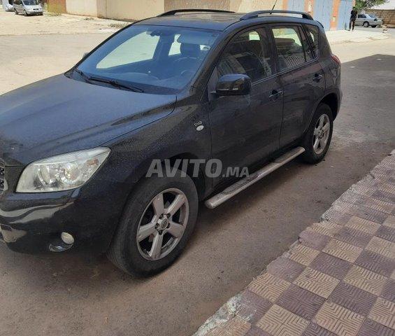 Voiture Toyota Rav 4 2007 au Maroc  Diesel