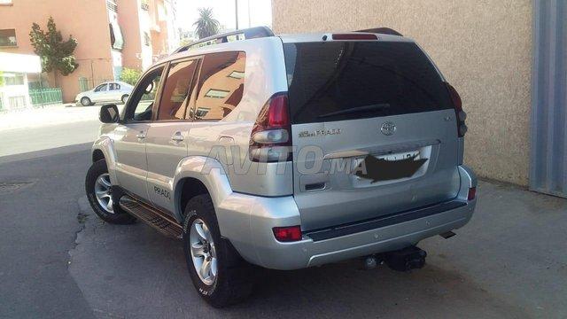 Voiture Toyota Prado 2009 au Maroc  Diesel  - 12 chevaux