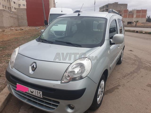 Voiture Renault Kangoo 2012 au Maroc  Diesel  - 6 chevaux