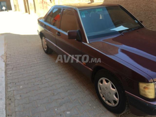 Voiture Mercedes benz R190 1991 au Maroc  Diesel  - 8 chevaux