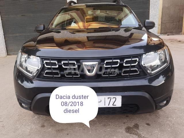 Voiture Dacia Duster 2018 au Maroc  Diesel  - 6 chevaux