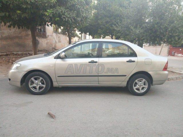 Voiture Toyota Corolla 2005 au Maroc  Diesel  - 8 chevaux