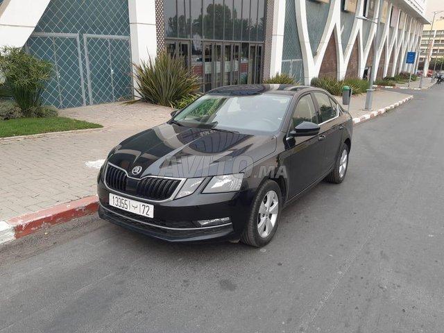 Voiture Skoda Octavia 2018 au Maroc  Diesel