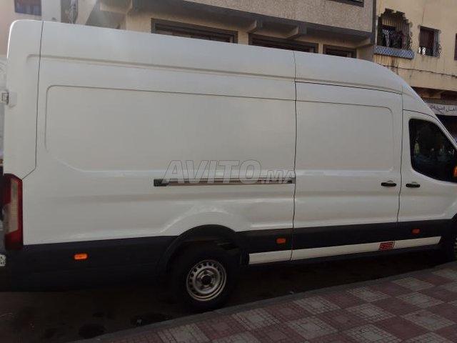 Voiture Ford Transit 2015 au Maroc  Diesel  - 9 chevaux