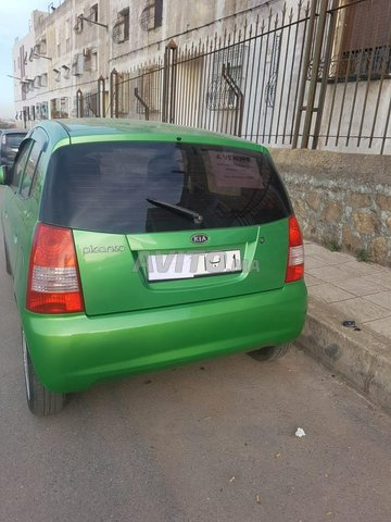 Voiture Kia Picanto 2006 au Maroc  Essence