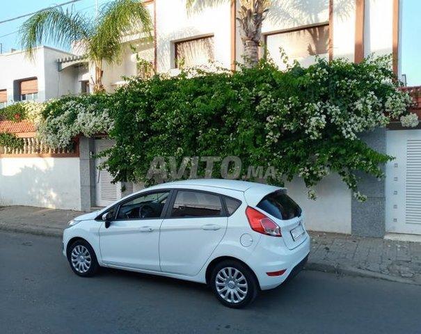 Voiture Ford Fiesta 2014 au Maroc  Essence  - 7 chevaux
