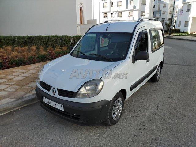 Voiture Renault Kangoo 2012 au Maroc  Diesel  - 7 chevaux