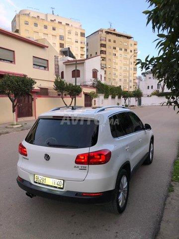 Voiture Volkswagen Tiguan 2012 au Maroc  Diesel