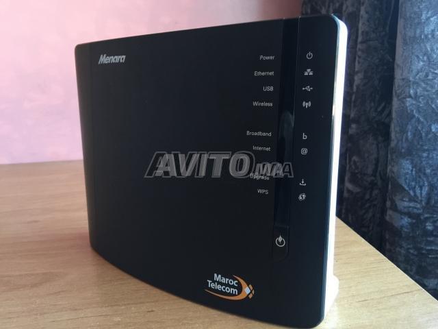 Routeur ADSL Wifi Technicolor TG589VN v3 (300Mbps) - 1