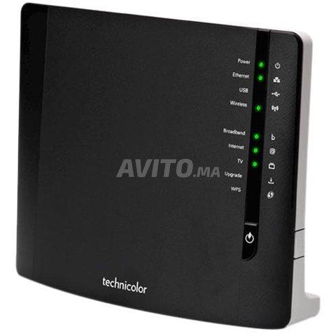 Routeur ADSL Wifi Technicolor TG589VN v3 (300Mbps) - 3