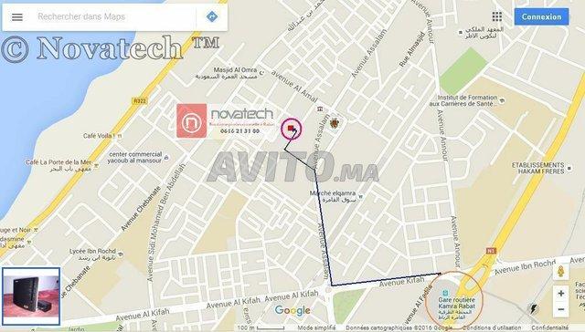 Routeur ADSL Wifi Technicolor TG589VN v3 (300Mbps) - 6