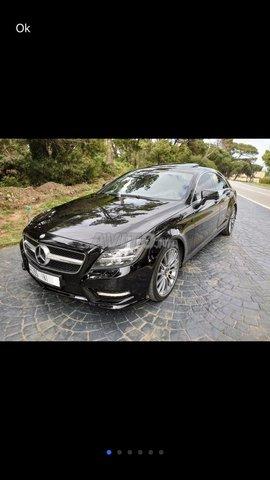 Voiture Mercedes benz Classe cls 2011 au Maroc  Diesel  - 9 chevaux