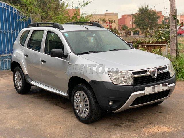 Voiture Dacia Duster 2011 au Maroc  Diesel  - 6 chevaux
