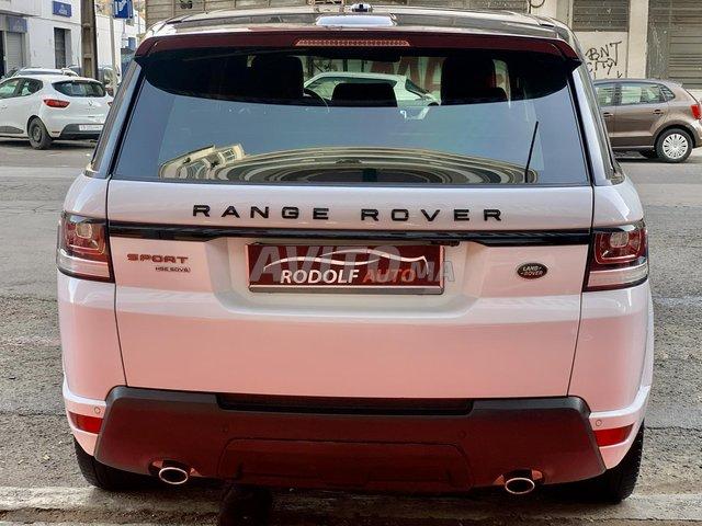 RANGE ROVER SPORT  - 5