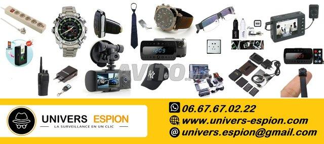 Camera Espion - Micro Espion GSM - Traceur GPS - 1