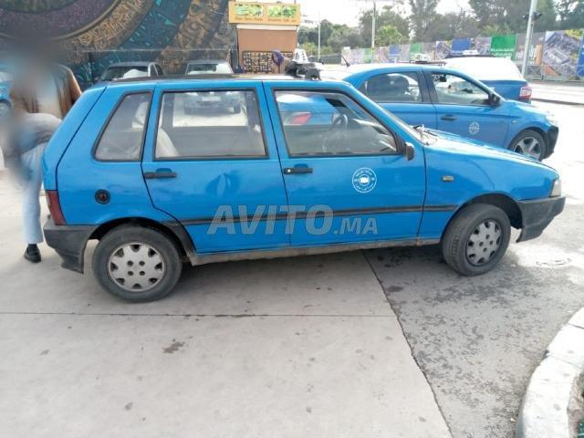 Voiture Fiat Uno 2001 au Maroc  Diesel  - 7 chevaux