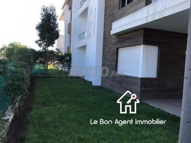 location appartement rez de jardin prestigia  - 1