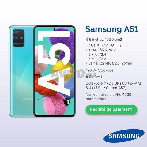 Samsung Galaxy A51 - 1