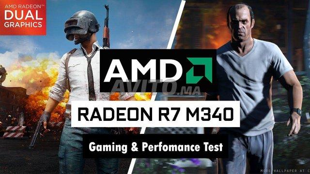 hp i7 7th 2018 Gamer 16g Rm graph R7 4G didie - 1