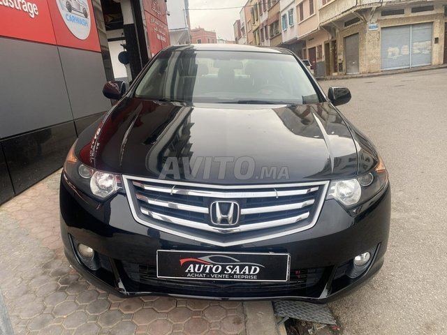 Honda Accord essence  - 4