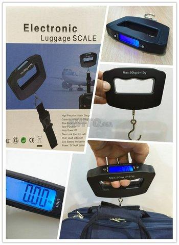 Pese valise Electronic(50Kg max) - 6