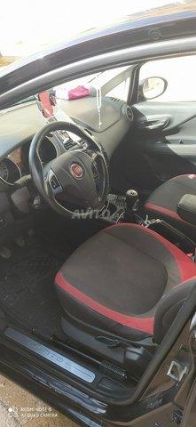 Voiture Fiat Punto 2013 au Maroc  Diesel  - 5 chevaux
