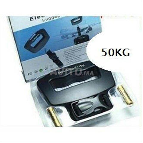 Pese valise Electronic(50Kg max) - 7