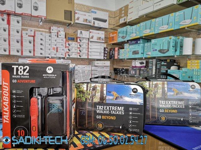 TALKIE WALKIE Motorola Pour Sécurité - Chasse - 1