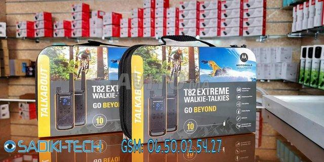 TALKIE WALKIE Motorola Pour Sécurité - Chasse - 2