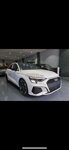 Voiture Audi A3 2020 au Maroc  Diesel