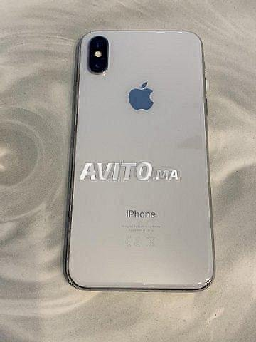iPhone X 256 go - 1