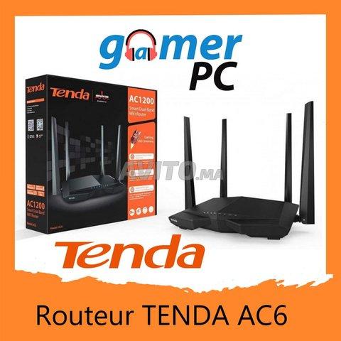 TENDA AC6 Routeur Point d'accés WIFI AC1200  - 1