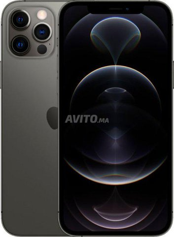 iPhone 12 Pro NEUF Graphite 128GB - 2