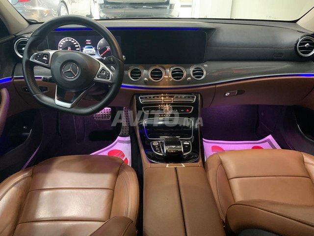 Mercedes Classe e220  - 7