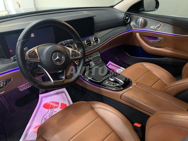 Mercedes Classe e220  - 4