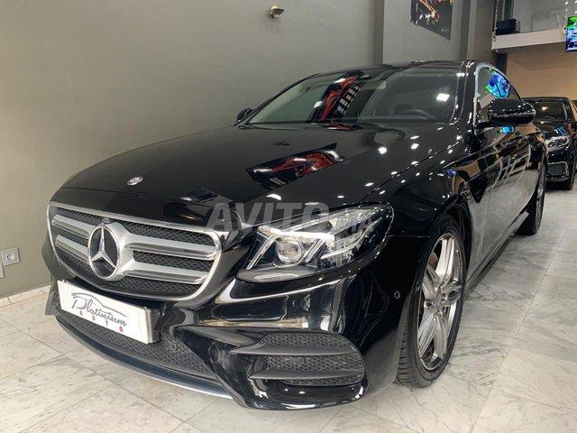 Mercedes Classe e220  - 8