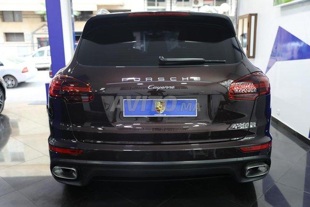 Porsche Cayenne platinium edition - 5