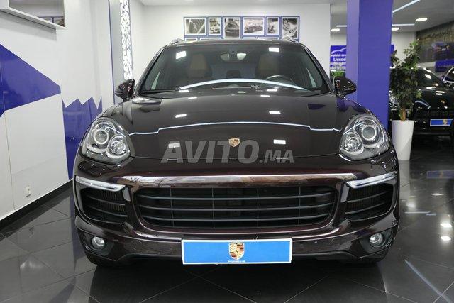 Porsche Cayenne platinium edition - 2